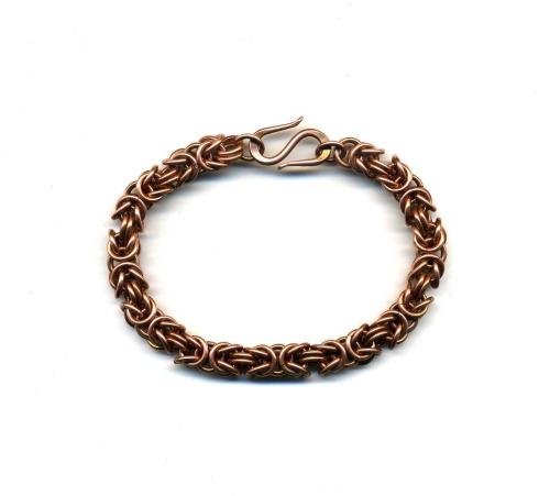 Chunky Wire Work Bracelet