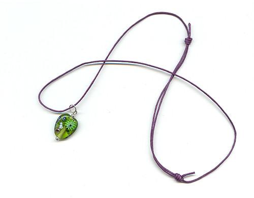 Sliding Knot Necklace