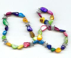 Shell Twinkle Wrap Bracelet